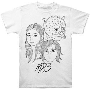 M83   T shirts   Soft Tees XX Large Clothing