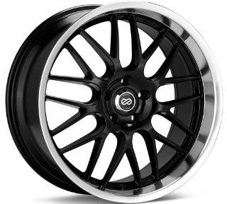 18x7.5 Enkei Lusso (Black) Wheels/Rims 5x114.3/4.5 (469 875 6542BK