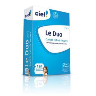Le Duo Facile Ciel 2013 + 1 an dassistance Online   Achat / Vente