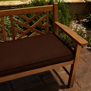 Clara Brown 60 inch Outdoor Sunbrella Bench Cushion