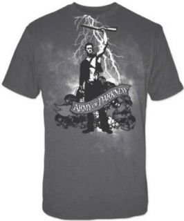 Army of Darkness White Lightning Mens Shirt DN117