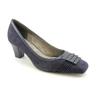 Renee Womens Patrice Regular Suede Dress Shoes   Narrow (Size 7.5