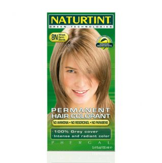 Naturtint Permanent 8N Wheat Germ Blonde 5.4 ounce Hair Colorant (Pack
