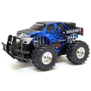 New Bright 114 scale Remote Control Full Function Big Foot Monster