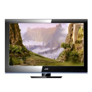 JVC LT 22EM21 22 inch 1080p LED TV (Refurbished)