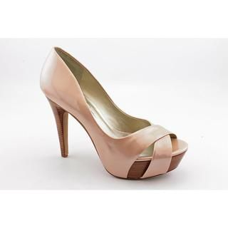 Jessica Simpson Womens Agomez Patent Leather Dress Shoes (Size 8.5