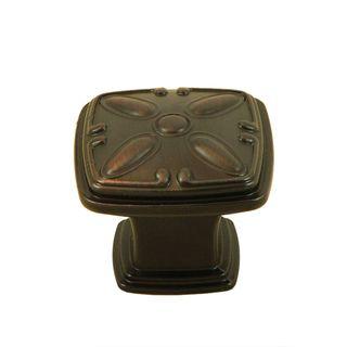 Hanover oil rubbed bronze privacy door knob lever bed bath for Boro kitchen cabinets inc