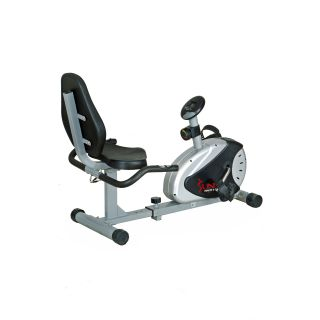 Sunny Magnetic Recumbent Bike Compare $219.00 Today $170.99 Save 22