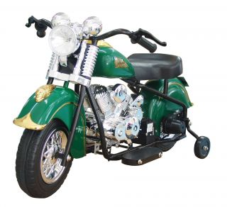 Little Indian Boys Limited Edition Motorcycle Ride on