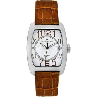 Officina Del Tempo Mens Tonneau Automatic Watch