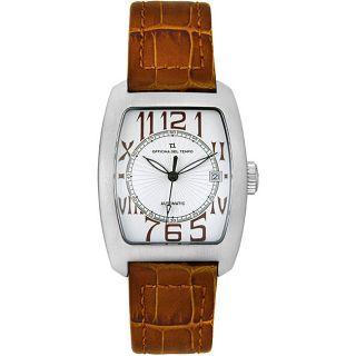 Officina Del Tempo Mens Tonneau Automatic Watch