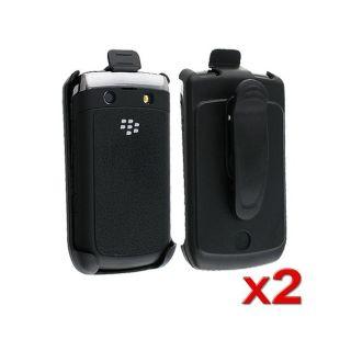 Swivel Holster for Blackberry Bold 9700 (Pack of 2)