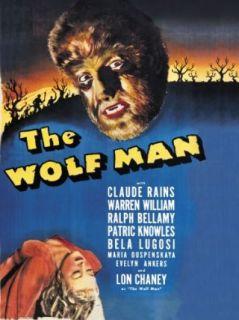 The Wolf Man (1941) Claude Rains, Warren William, Ralph
