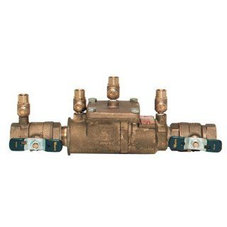 Watts Series 007M3QT Double Check Valve 3/4 (0062020)