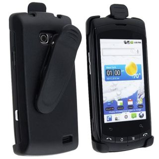 Black Swivel Holster for LG Ally VS740