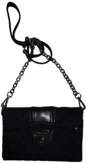Womens Calvin Klein Purse Handbag Crossbody Black Shoes
