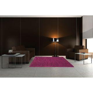 Tapis PELOS violet 160 x 230 cm  Tapis mèches sh   Achat / Vente