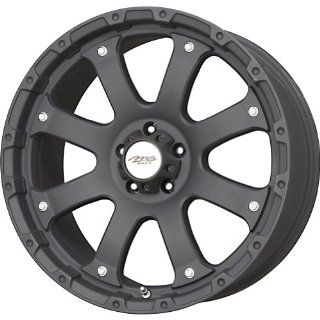 MB Wheels Torque Matte Black Wheel (16x8/5x127mm)