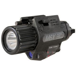 Insight M6X LED Tactical Illuminator Weapon mounted Pistol Light