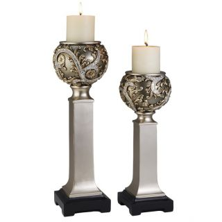 Silver Vine Candle Holder Set Today $131.99 5.0 (1 reviews)