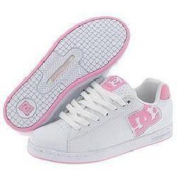 DC Rob Dyrdek W White/Pink