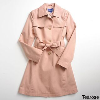 Rothschild Girls Breathable Trench Coat