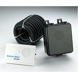 Wireless Rubber Hose Alert Kit  600 Max Range