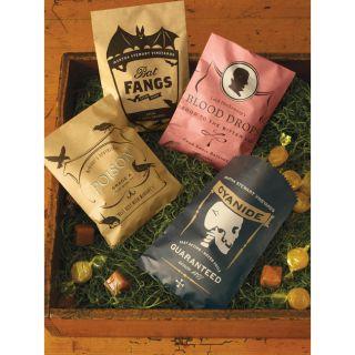 Martha Stewart Halloween Wax Bags 12/Pkg