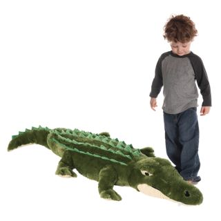 Joo Joo Jumbo Alligator Stuffed Animal Toy