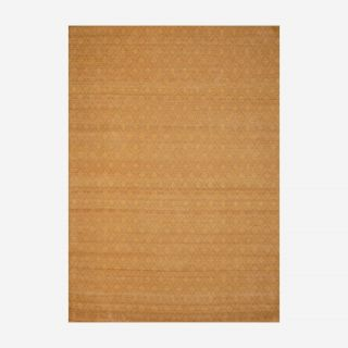 Flat Weave Brown/ Gold Kilim Rug (56 x 8) Today $149.99