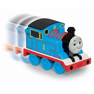 Fisher Price Pull back Thomas Toy Train