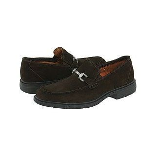 Unstructured Mens Un.deco Dress Casual Slip On (8.5, BROWN) Shoes