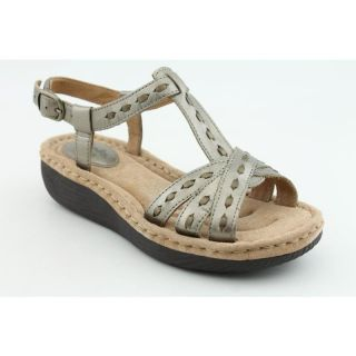 Clarks Artisan Womens Latin Vine Metallics Sandals