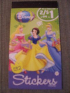 Disney Princess Easter Sticker Tablet ~ 132 Stickers Toys & Games