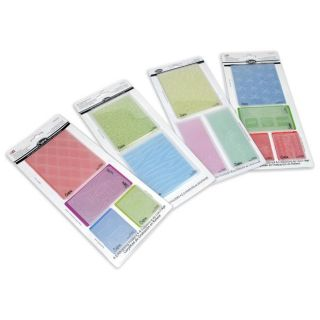 Sizzix Textured Impressions Value Kit One for Paper Embossing Today $