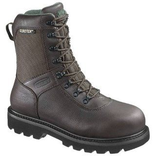 Insulated Gore Tex 8 CT EH Waterproof Boot   Brown 10 EW Shoes