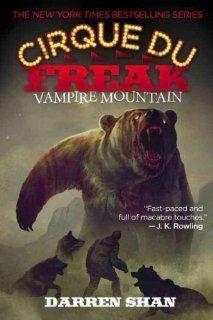 Cirque du Freak Vampire Mountain (Book Four) Darren Shan