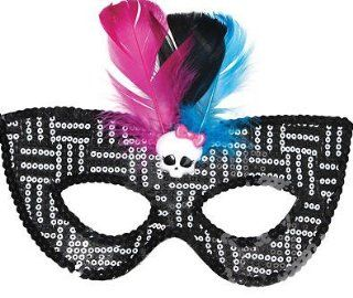 Monster High Charm Skullette Costume Mask Toys & Games