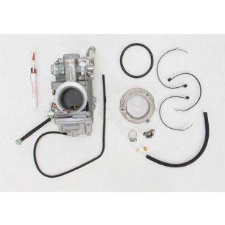 Mikuni 42 11 HSR42 Smoothbore Carburetor Easy Kit for Harley Davidson
