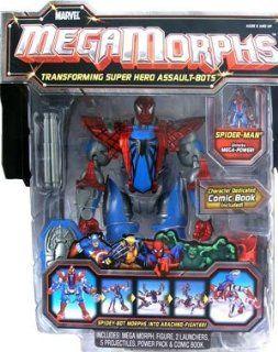 Marvel MegaMorphs   Spider Man MegaMoprh Toys & Games