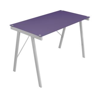 Exponent Purple Office Desk/ Drafting Table