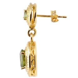 Michael Valitutti 14k Yellow Gold Tashmarine Earrings