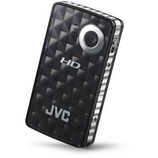 JVC PICSIO GC FM1A HD Black Ice Digital Camera (Refurbished