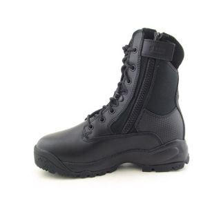 11 TACTICAL Mens A.T.A.C. 8 Side Zip Black Boots (Size 8.5