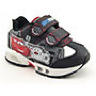 Disney Pixar Infants Baby Toddlers CAF317 Black Walking Shoes (Size 7