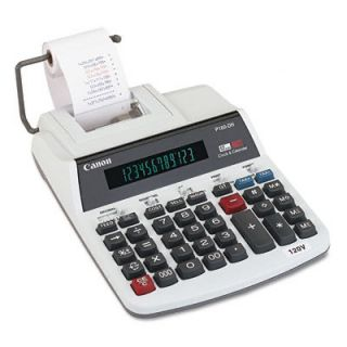 Canon P160DH 2 Color Roller Printing Calculator