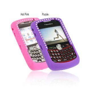 Premium BlackBerry Curve 8300/ 8330 Diamond Case