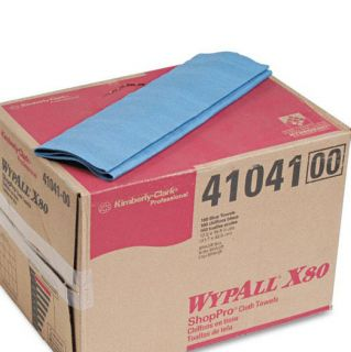 X80 Shoppro Shop Towels In Brag Box (case of 160)