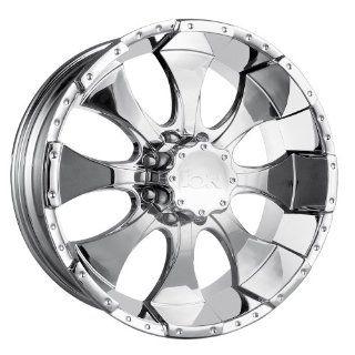 Ion Alloy 137 Chrome Wheel (20x10/8x170mm)    Automotive