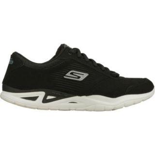 Mens Skechers GOwalk Elite Black/White